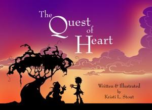cover TheQuestofHeart_eBook